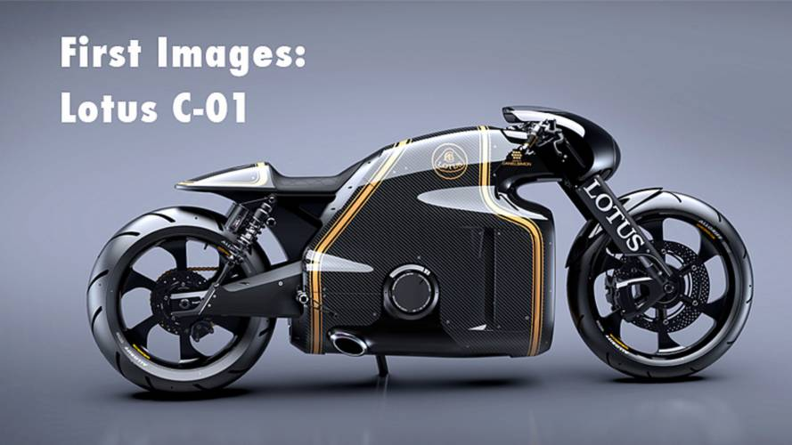 First Images: Lotus C-01