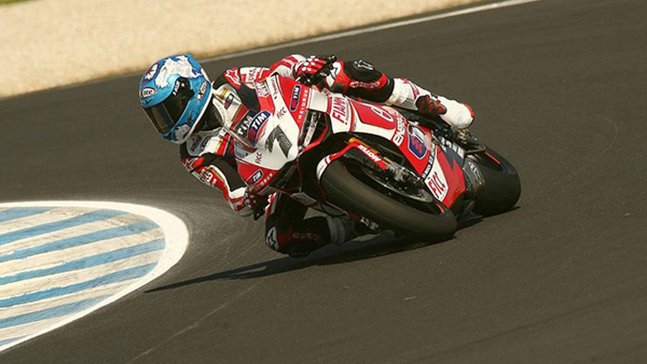 Phew, you can watch SBK this weekend