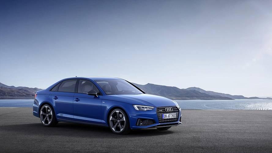 2019 Audi A4 Sedan, Avant for Europe