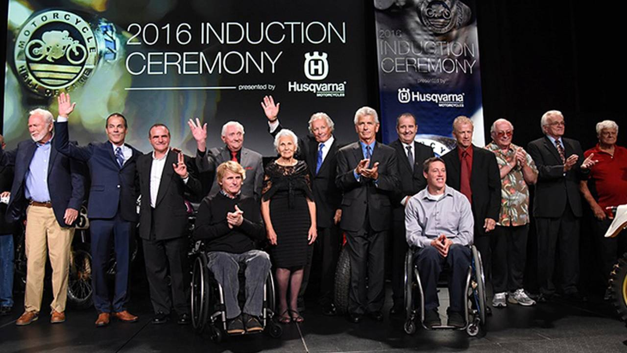 AMA Hall of Fame Ceremony Set for Sept. 22