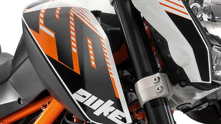 KTM talks new 390s