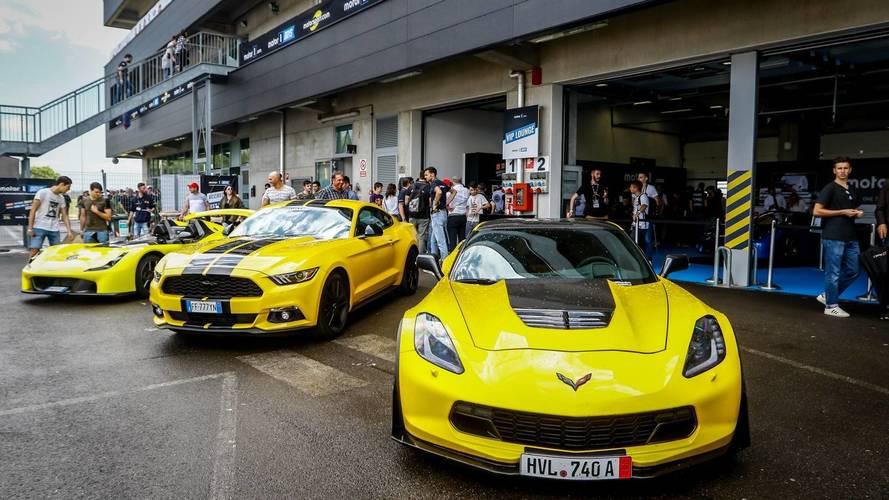 Check Out Motor1Days 2018, An Automotive Celebration In Modena