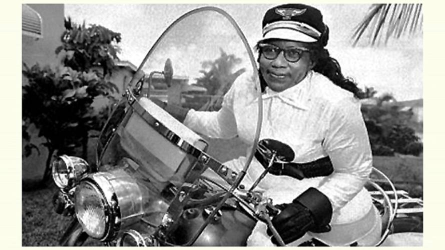 Bessie Stringfield - Bikers You Should Know
