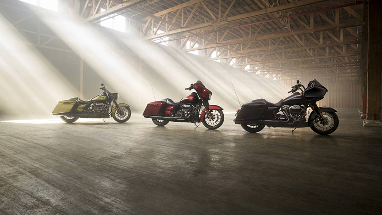 Harley-Davidson Rolls Out 17 Stunning New Models