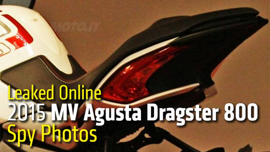 Leaked Online: 2015 MV Agusta Dragster 800 Spy Photos