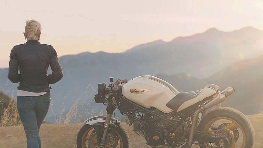 Video Inspiration: Meet the Moto Lady