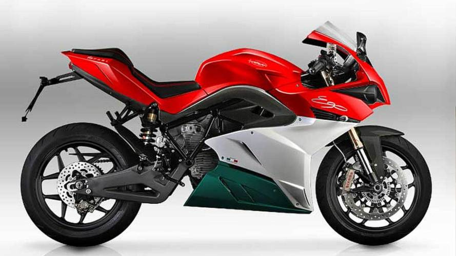 Energica Releases 2017 Specs and Options