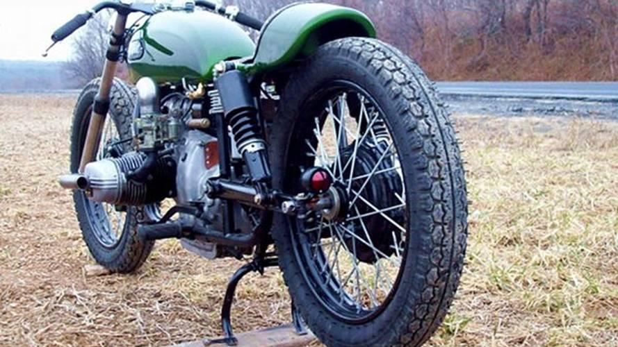 Custom: Saint Motor Company Ural Racer