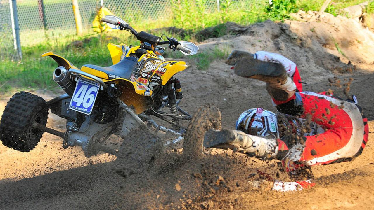 Johns Hopkins report: ATVs are deadlier than motorcycles, OMG!