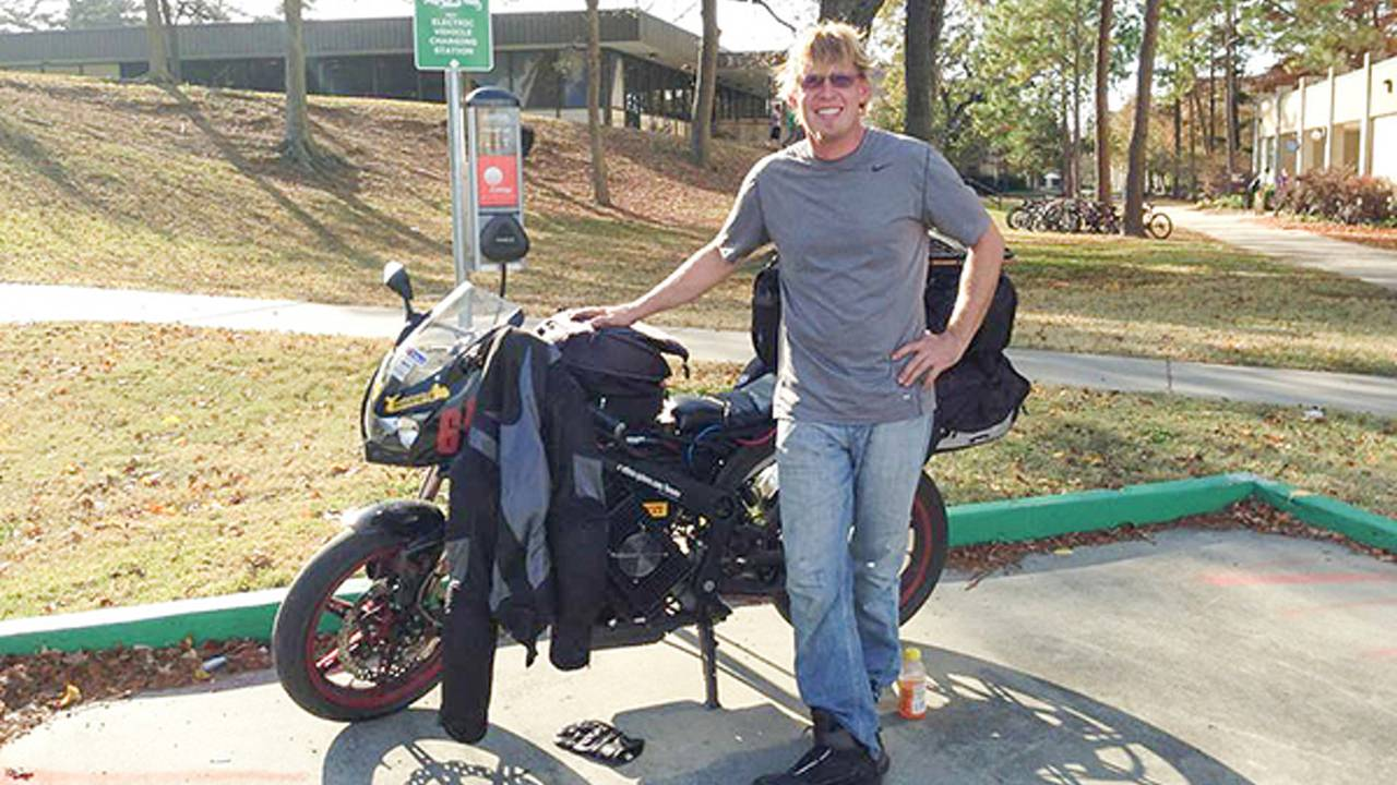 Real Rides: Terry's Zero S