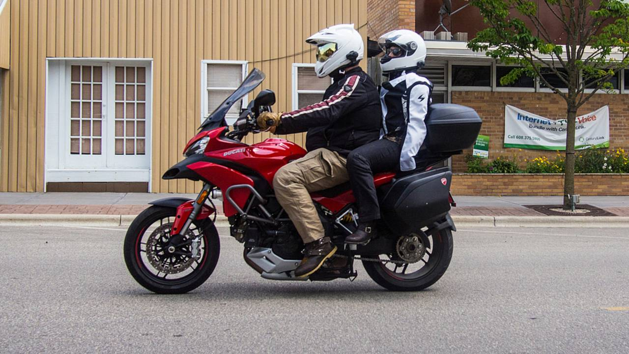 How to Take A 1,500 Mile Road Trip On a 250cc Motorcycle