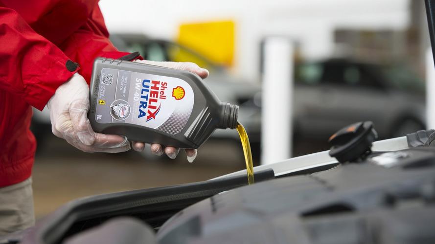 Shell Helix Ultra con tecnologia PurePlus