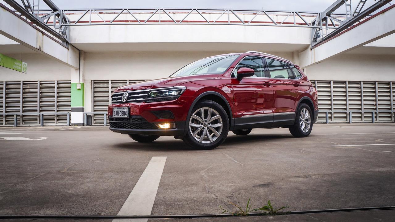 VW Tiguan 1.4