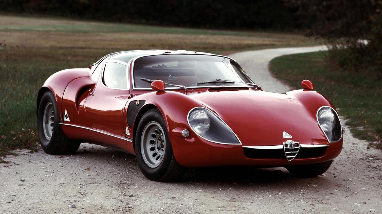 8. Alfa Romeo 33/2 Stradale, 1968