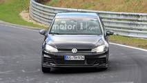 Volkswagen Golf 8 Photos espion