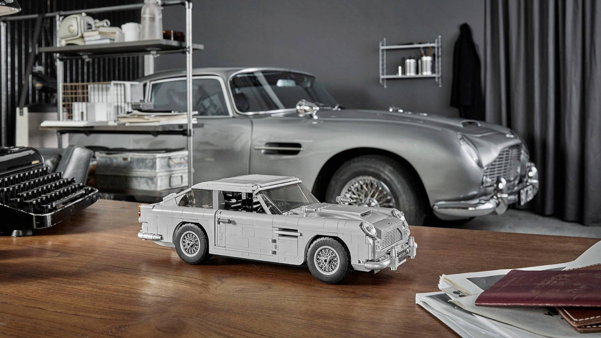 Lego James Bond Aston Martin DB Demands Our Money - Aston martin db5 1964 price