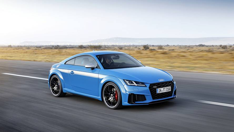 2019 Audi TT Gets More Standard Features, Refined Exterior Design