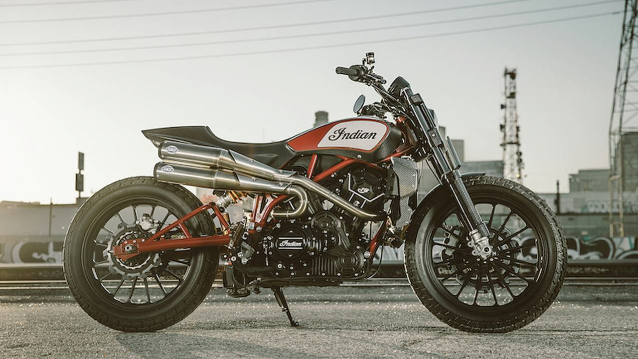 Take Our Money: Indian Moto Confirms FTR 1200