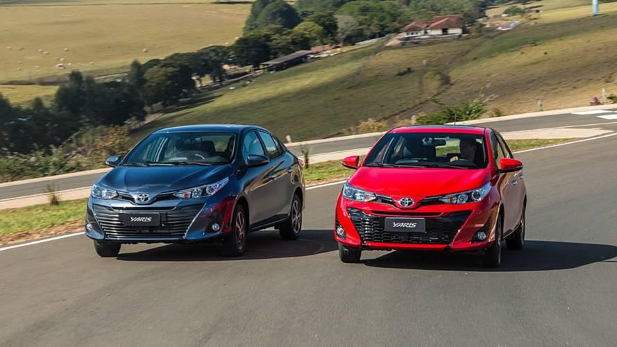 Mercado em janeiro: Vendas avançam quase 10% e Toyota surge no G4