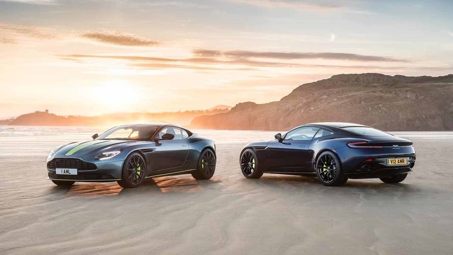 Aston Martin DB11 AMR Arrives With 630 HP, 208 MPH Top Speed