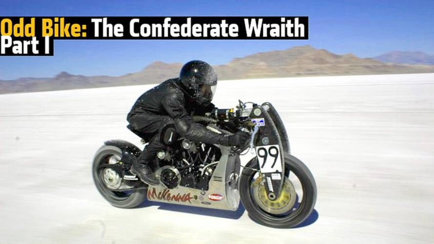 Odd Bike: The Confederate Wraith - Part I