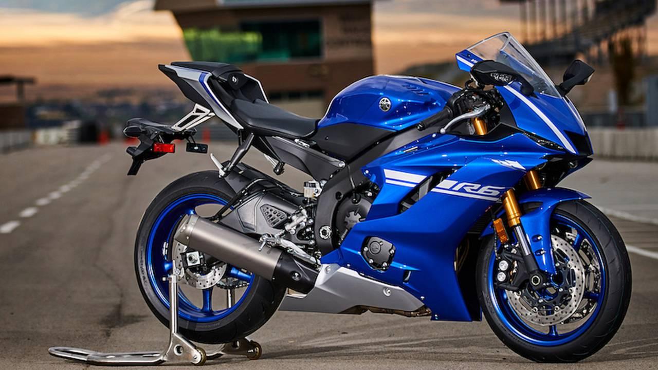 Yamaha (Finally) Unveils New YZF-R6