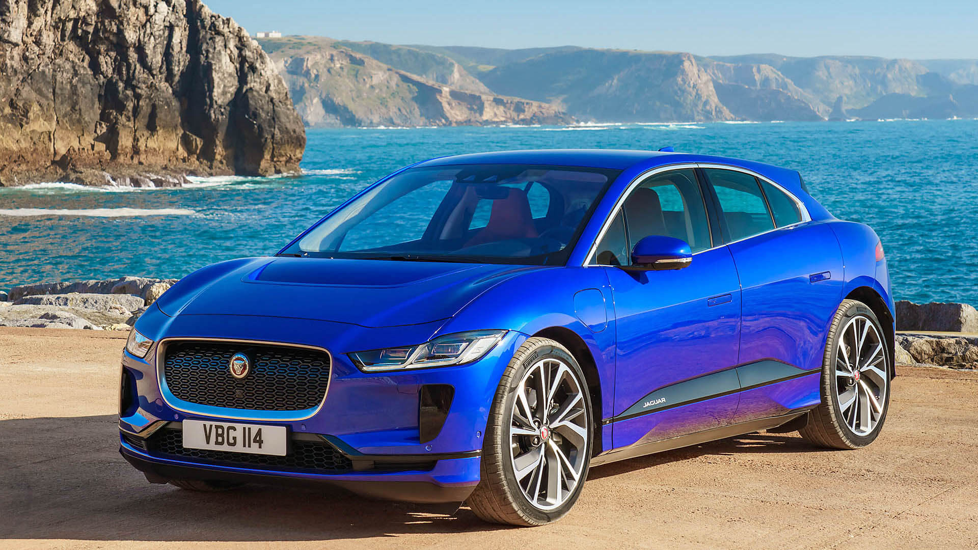 Jaguar I Pace Im Test