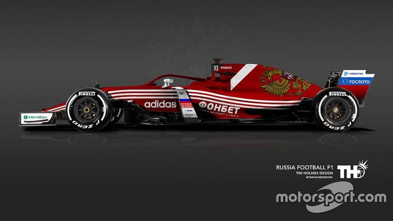 F1 Team Rússia