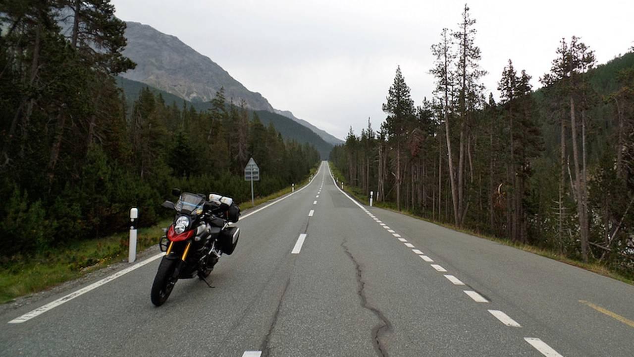 Road Trip: Europe On a Suzuki V-Strom 1000 Part 2