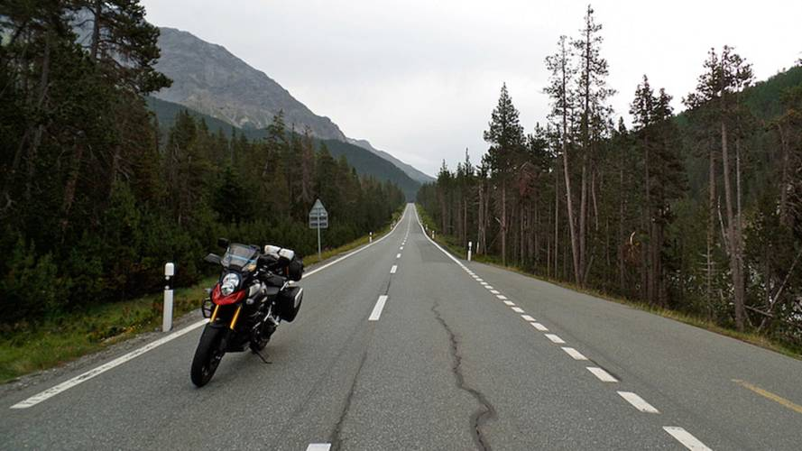 Road Trip: Europe On a Suzuki V-Strom 1000 Part 2