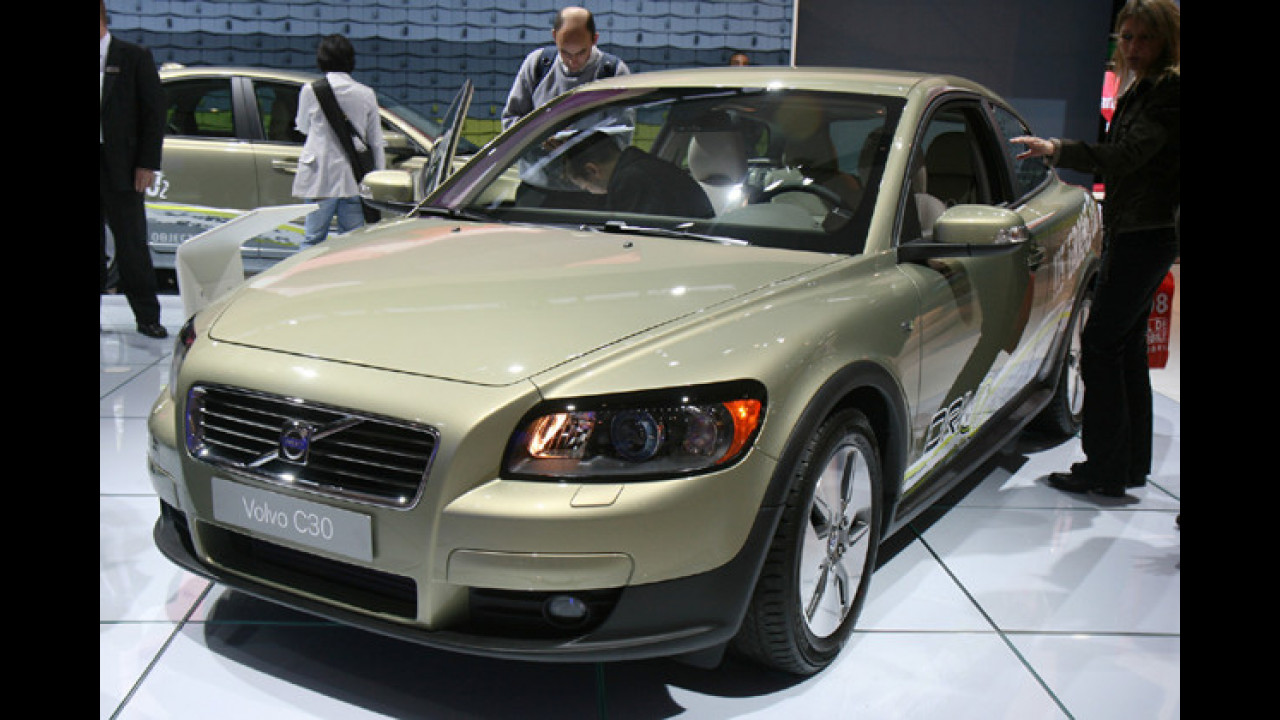 Volvo C30 DRIVe