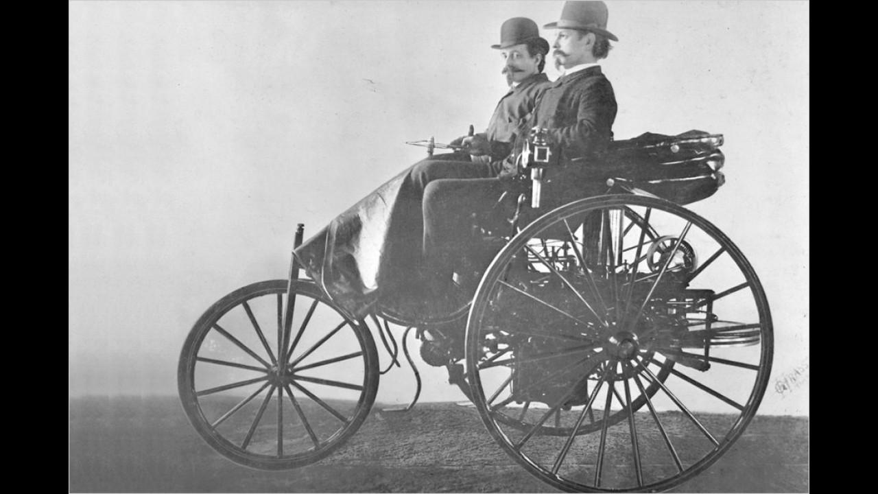 Benz-Patent-Motorwagen Typ III