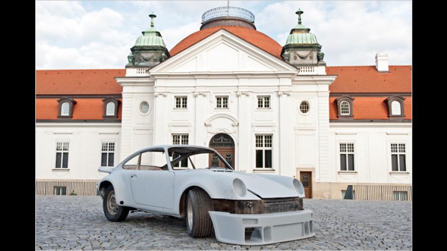 Vom Vogelnest zum Neuzustand: Porsche saniert alten Elfer