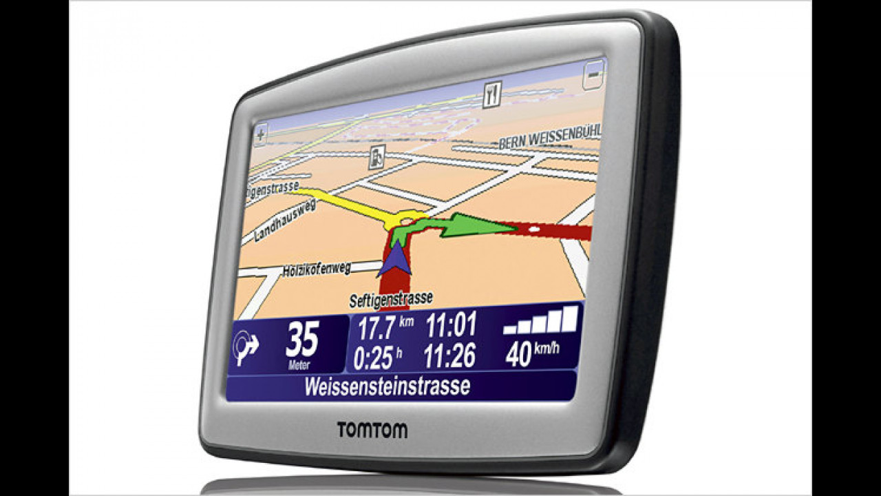 TomTom One/TomTom XL