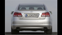 Lexus GS: Facelift