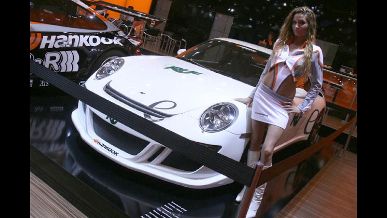 Möchten wir hier nicht gern Porsche sein?
