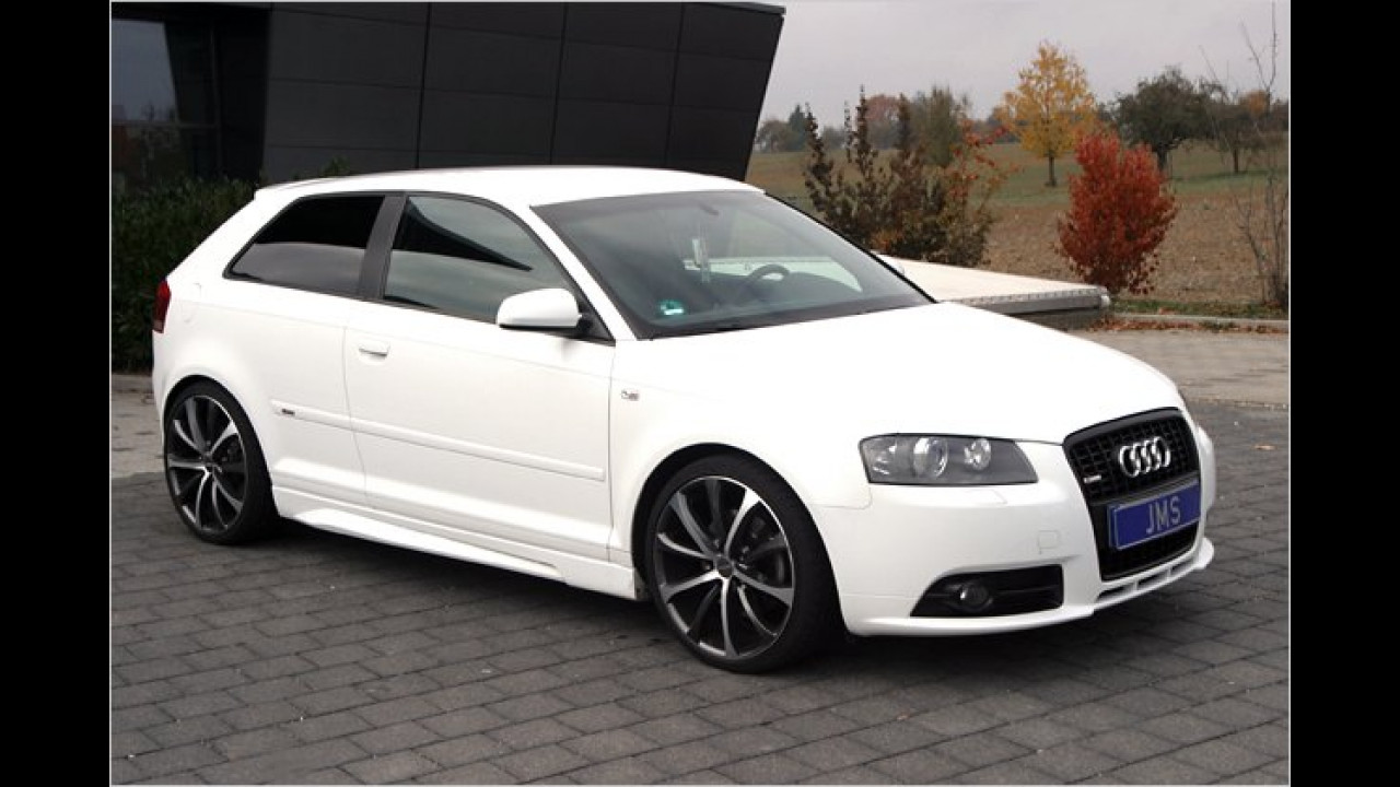 Aufgefrischter Audi A3