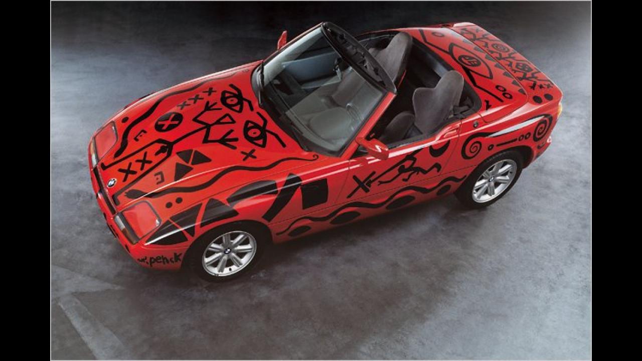 BMW Z1: A.R. Penck (1991)