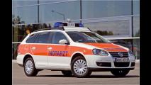 VW-Rettungsfahrzeuge