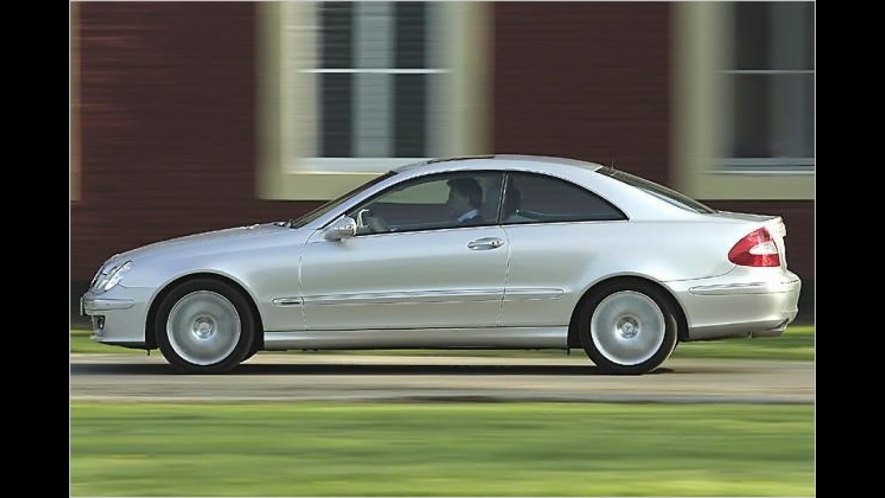 Mercedes CLK 220 CDI Elegance