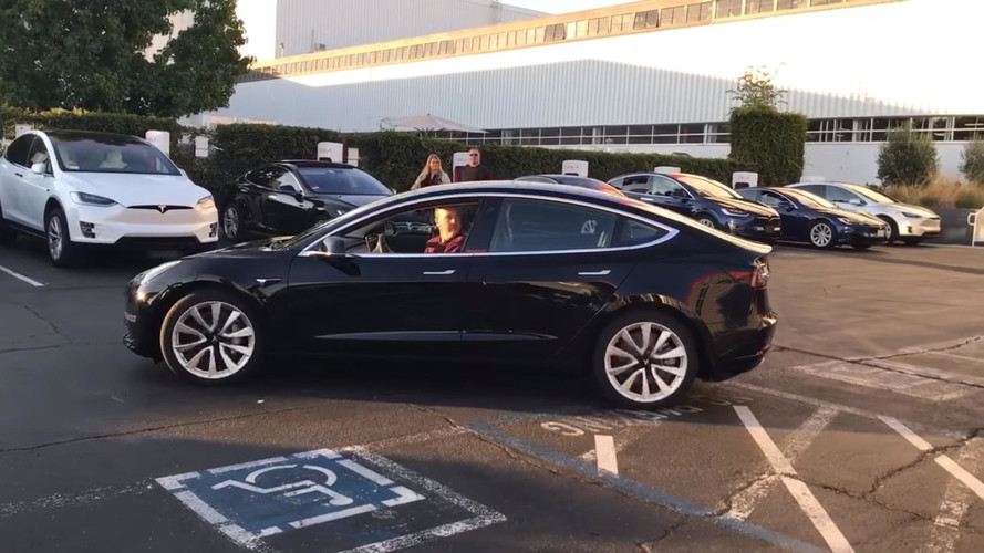 Watch This First Truly Informative, Hour-Long Tesla Model 3 Video Test Drive