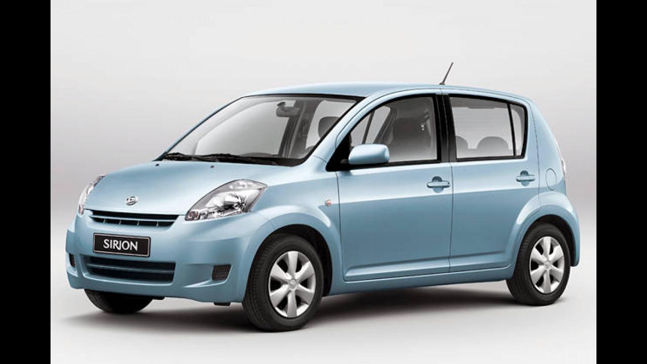 Daihatsu Sirion 1.3 Eco 4WD