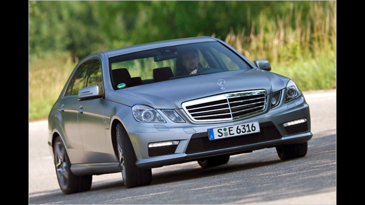 Sportlichster Motor des Jahres<br><br>6,2-Liter-Motor von Mercedes AMG