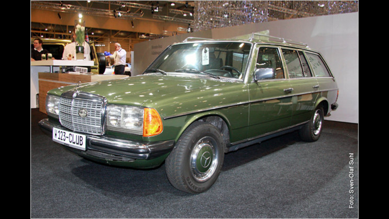 Mercedes T-Modell (W 123)