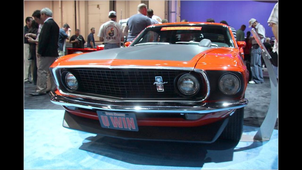 Mustang Boss 1969