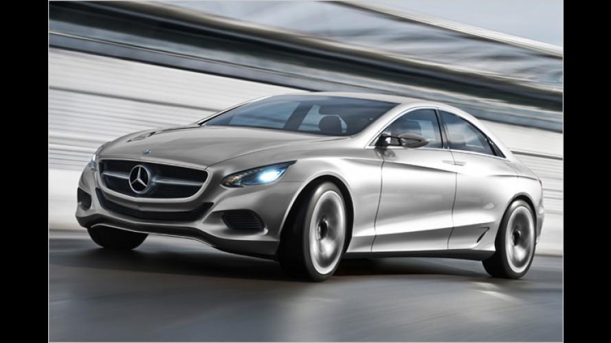 Mercedes F 800 Style: Ökologische Oberklasse