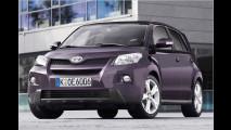 Toyota: Neue Fronttriebler