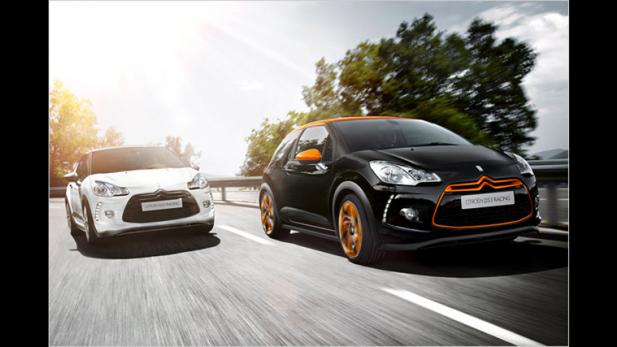 Citroën DS3 Racing: Die sportliche DS3-Version geht in Serie