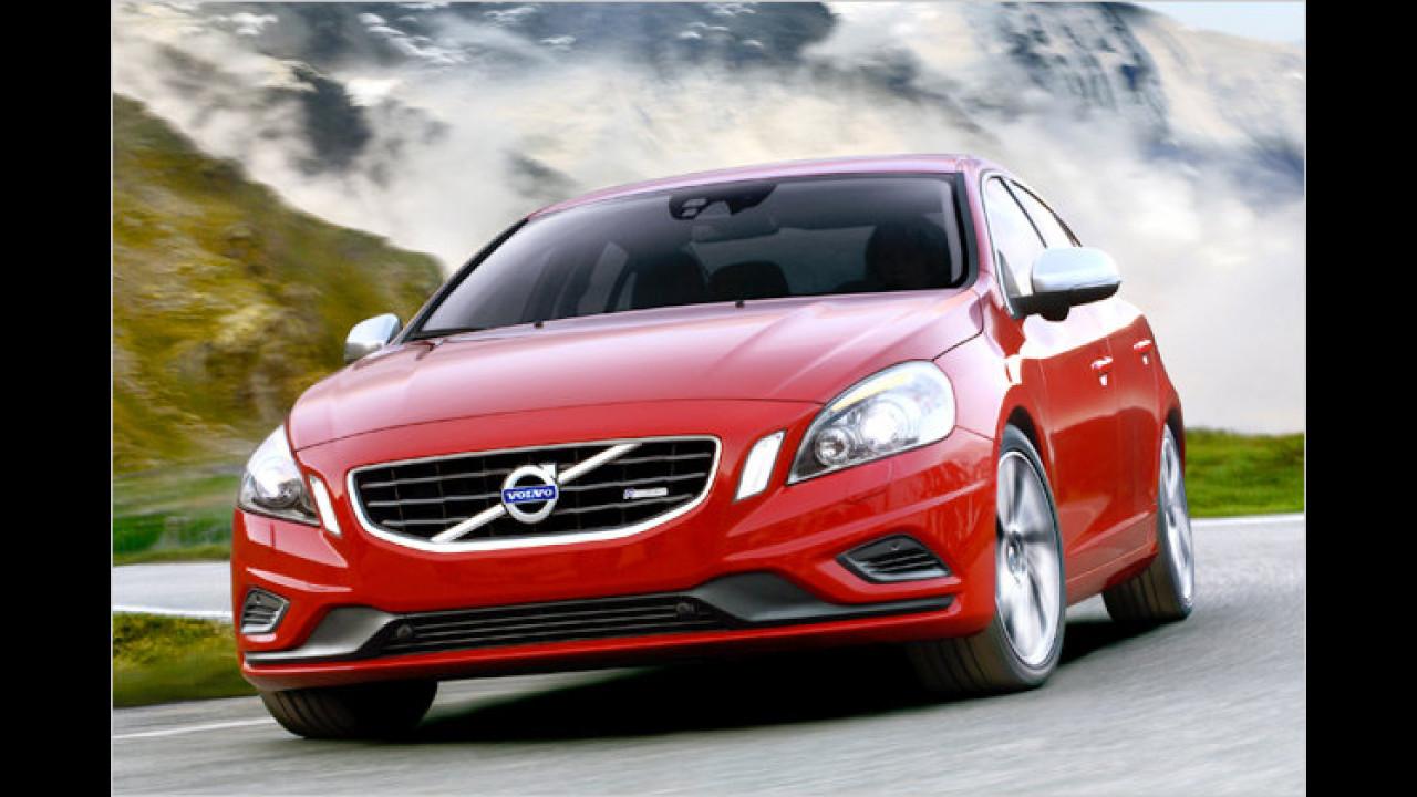 Platz 1 Kundenzufriedenheit Marke: Volvo