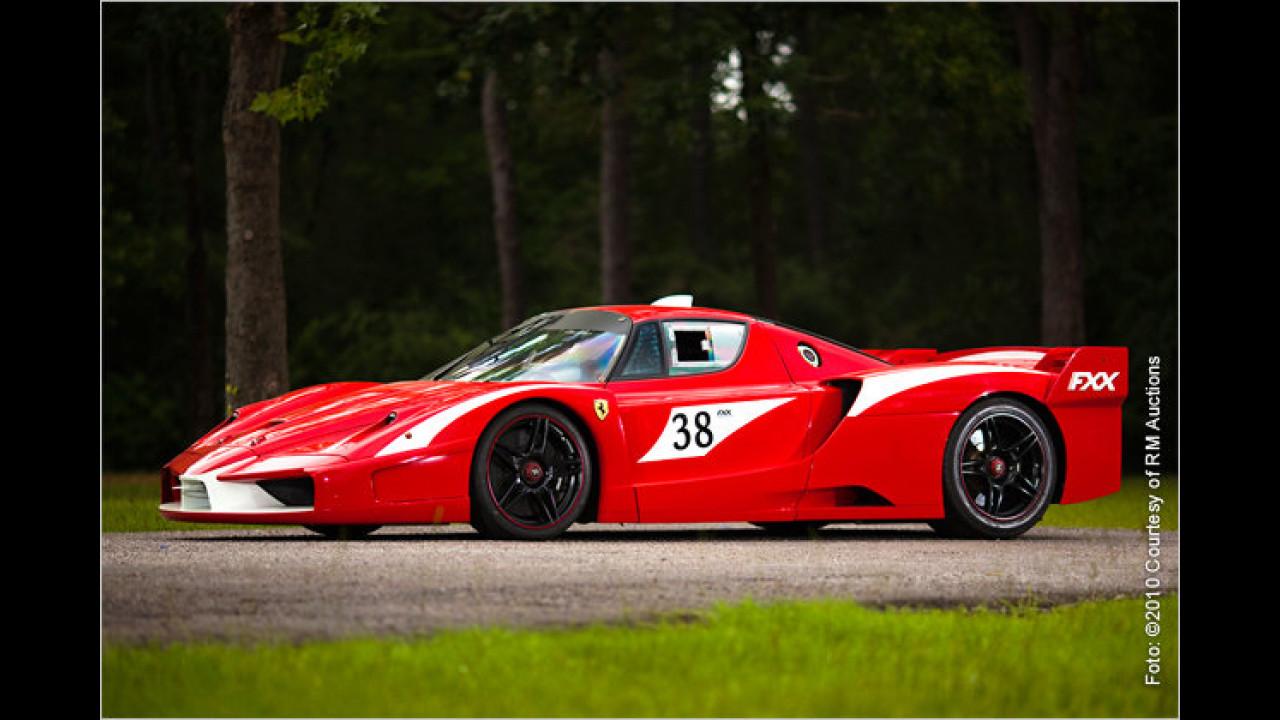 Ferrari FXX Evoluzione, Baujahr 2007